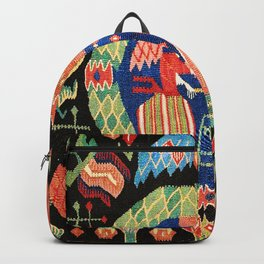 Agedyna Swedish Skåne Angel Carriage Cushion Print Backpack