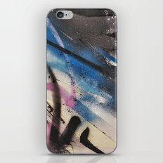 vapour 3 iPhone & iPod Skin