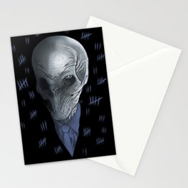 Silent 93 Stationery Cards