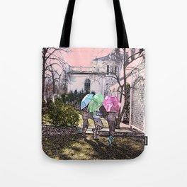3 Umbrella's! Tote Bag