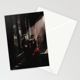 Outlaw Queen - Masquerade Stationery Cards