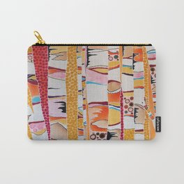 Marmalade Morning Carry-All Pouch