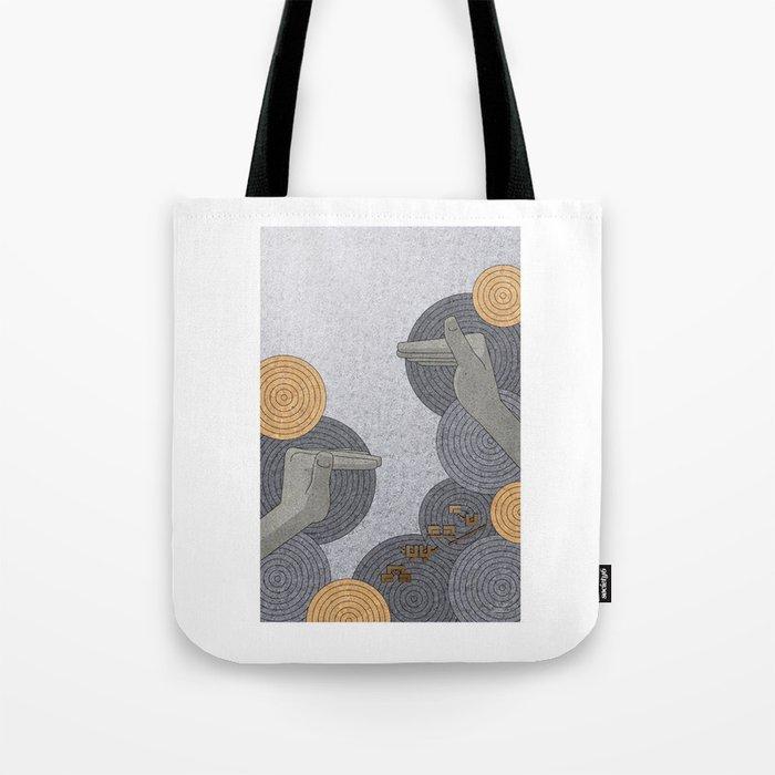 Hope Opens Heaven - (Artifact Series) Tote Bag