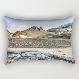 "Extrusion ""Camel"" at the foot of the Avachinsky volcano Rectangular Pillow"