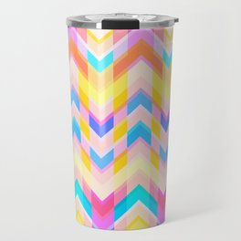 Shapes 003 Travel Mug