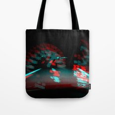degenerated speed Tote Bag