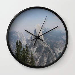 Glacier PointView Wall Clock