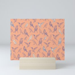 Birds Mini Art Print