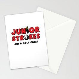 Junior Strokes Camp Stationery Cards