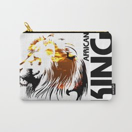 African King Carry-All Pouch