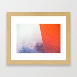 WET COLORS 5 Framed Art Print