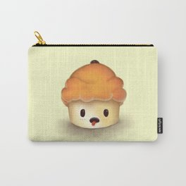 Carrot Cupcake Carry-All Pouch