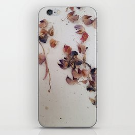 Pretty Petals iPhone Skin