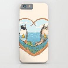 Duck Love iPhone 6 Slim Case
