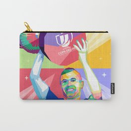 Iniesta Copa Del Rey Carry-All Pouch