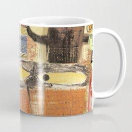 Milo Collage Lockett Coffee Mug