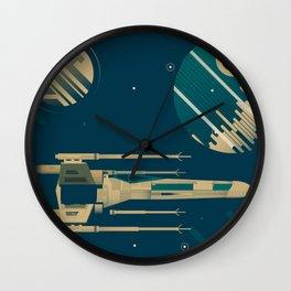 Star Wars Throwback Wall Clock