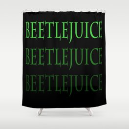 Beetle... Shower Curtain