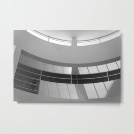 Getty Abstract No.1 Metal Print