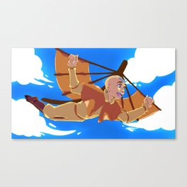 Aang Canvas Print