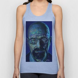 Walter White- Breaking Bad Unisex Tank Top