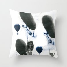 People's palaces Throw Pillow