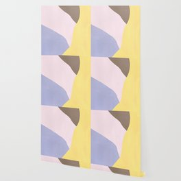 Colorful wall art, Modern wall art, Gallery wall art, Color abstract print, Mid century modern, abstract modern art, Abstract art print Wallpaper