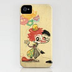 The Clown / Balloons / Facade iPhone (4, 4s) Slim Case