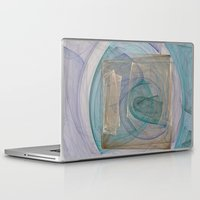 square Laptop & iPad Skins featuring Square  by Christy Leigh