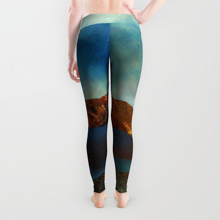 Bronze Autumn Leggings