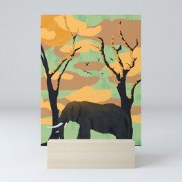 Africa Mini Art Print