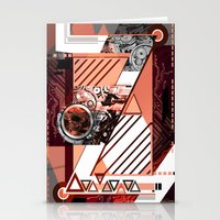 "dragonball z Stationery Cards featuring ""Z"" by Grant Pearce"