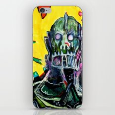 Trap Jaw iPhone & iPod Skin