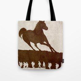 War Horse Tote Bag