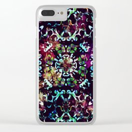Gypsy Universe Clear iPhone Case