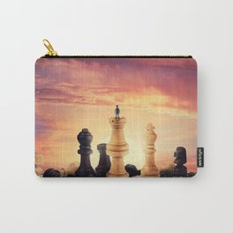 the rise of a chess player Carry-All Pouch