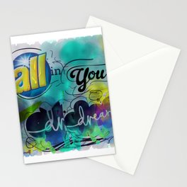 Don't Kid Yourself Stationery Cards