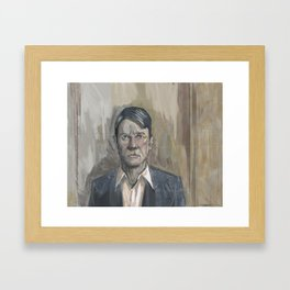 Bertrand Framed Art Print