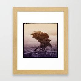 Imagine this (color version) Framed Art Print