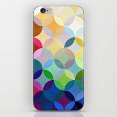 Circular Motion iPhone Skin