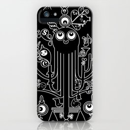 Marvelous Marvin iPhone Case