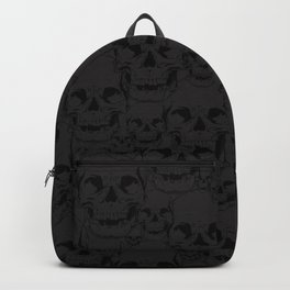 Dark Skulls Backpack