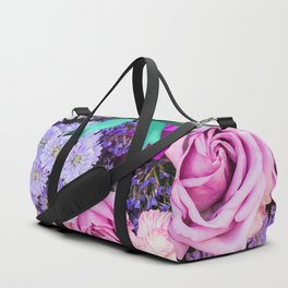 Floral Gift 5 Duffle Bag