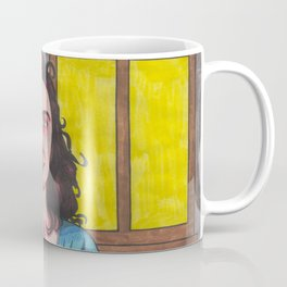 Man-Size Coffee Mug
