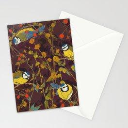 Beautiful Bluetits Stationery Cards