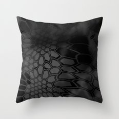 Typhon Camouflage Pattern Throw Pillow