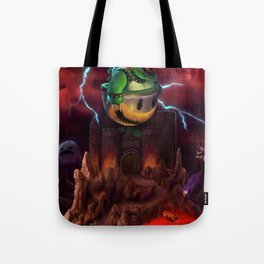 The Dystopian King (Bowser) Tote Bag