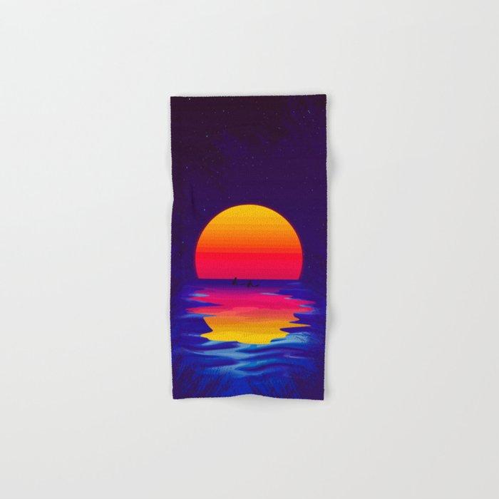 Ocean Dreams Hand & Bath Towel