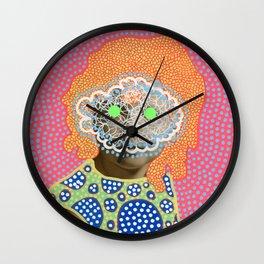 Nasty Girl 001 Wall Clock