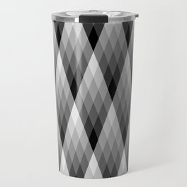 Silvery Travel Mug